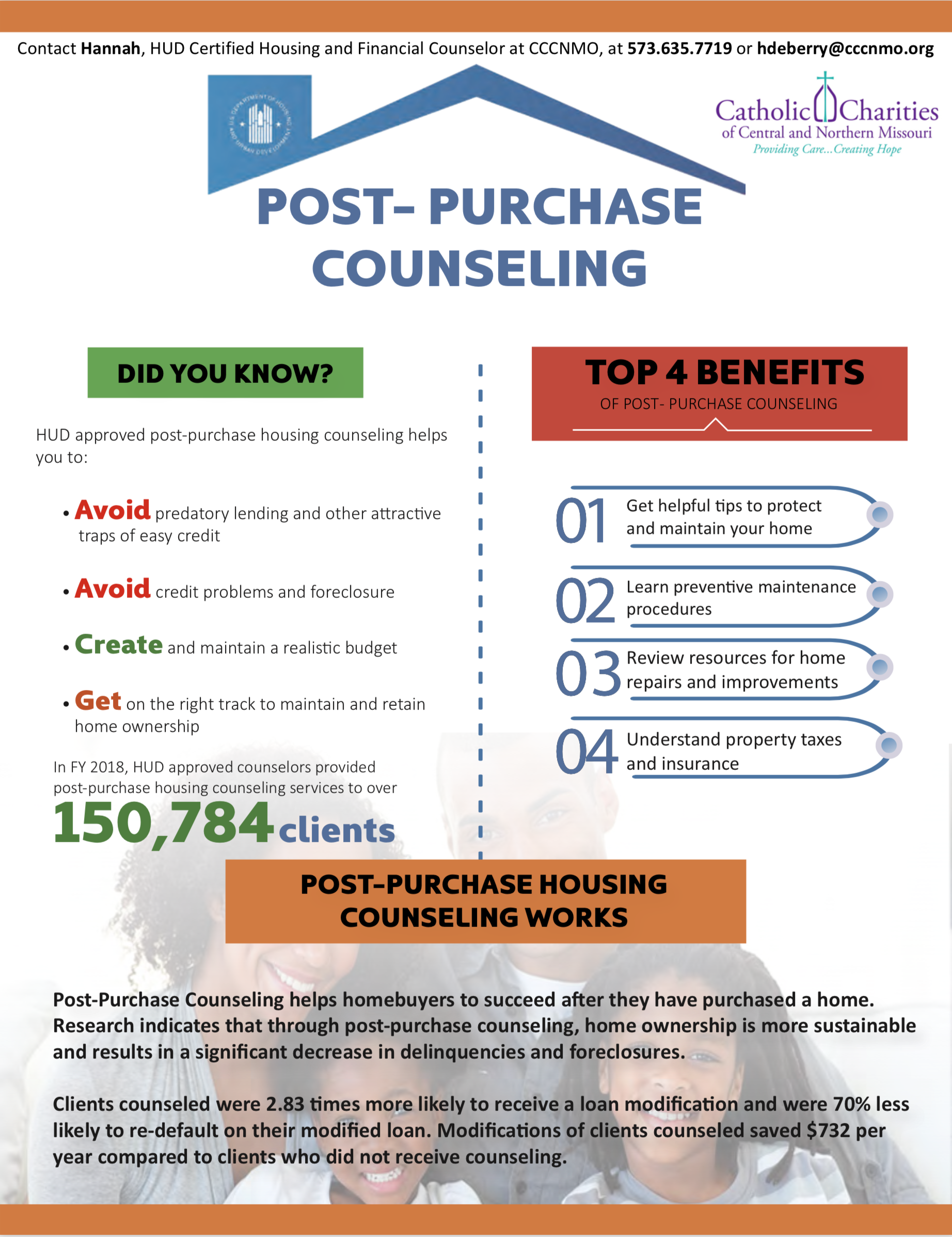 Post Purchase Fact Sheet